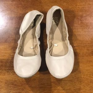 Nude flats, great condition